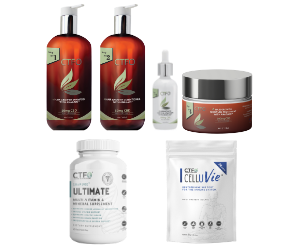 Total Hair Solutions Pack